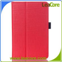 Premium Folio Book Standing for Encore 2 WT8 Leather Case