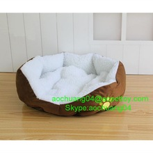 cheap round dog beds for sale