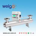 Equipos de piscina de esterilizador uv( con electronic sistema de auto limpieza)