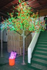 2015 street decortaion CE and RoHs standard color changing led cherry tree