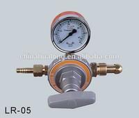Wholesale gas measurement instruments propane tank gas gauge meter propane gas regulator