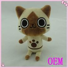 OEM Walking plush cat toy