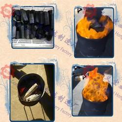 no smoke bbq charcoal briquette grill