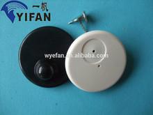 eas security circle hard rf tag,Security Tag 8.2 Mhz,Clothing Security Tags/EAS hard tag