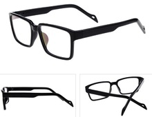 2015 flat glasses simple propionic acid inserted core flat mirror goggles radiation proof glasses