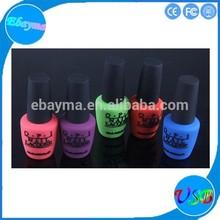 pvc nail polish usb pen drive