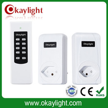 250V Swiss Hot Selling Wireless Remote Control Switch For Home Appliance