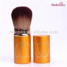 retractable makeup brush 055