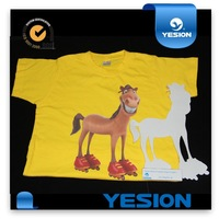 Best quality inkjet thermal printing heat transfer paper for t-shirts