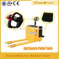 mini caminhão elétrico palete