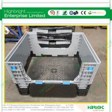 collapsible plastic box pallet