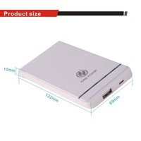 Compatible with all mobile devices power bank phone for iPhone, Android, Samsung, iPad, HTC, LG, Motorola,