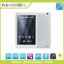 10.1 inches MTK 8382 tablet pc with 3g phone call function