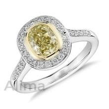 AGR0501 Genuine Natural Solid Gold big diamond ring semi mount manufacturer