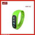 Plus récent de haute qualité bluetooth 4.0 pédomètre bracelet à puce, bracelet en bonne santé, bracelet de santé sommeil. de surveillanceintelligente