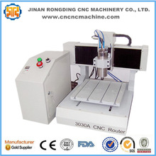 Factory price hot style mini wood router table/mini router cnc