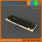 """Economic Best-Selling pu leather 7"""" wired keyboard case"""