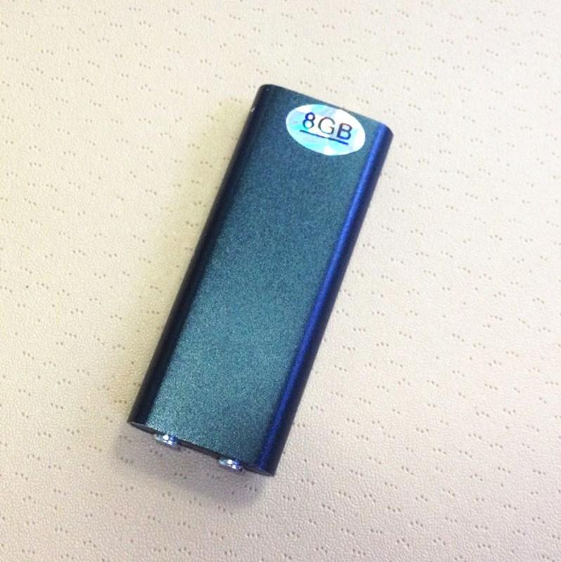 192kbps Usb Voice Recorder High Definition 48khz Mp3 Wearable ...