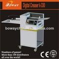 Boway K330C material de escritório uso papel perfuração tamanhos
