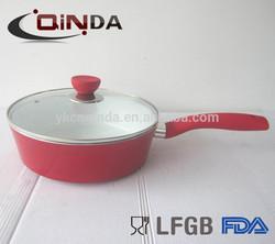 China made die-casting milk sauce pan