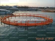 pisciculture net sea cage for sea bass, sea bream rearing