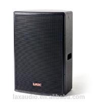 "pa speaker 15"" outdoor/active 15inch 350W speaker box/15inch speakers 8ohms"