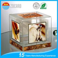 OEM plastic packing disposable plastic cake container box