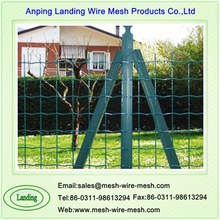 high quality and very popular Holland mesh fence, wave type wire fence