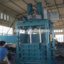Hot sale hydraulic cotton baler press machine