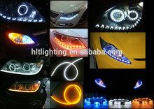 china factory flexible car 12v led drl for mazda 6
