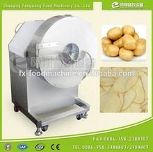 FC-582 potato crisp slicing machine, potato crisp slicer, potato crisp slice cutter (skype: wulihuaflower)