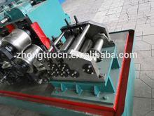 High speed light keel roll forming sheet metal processing tool