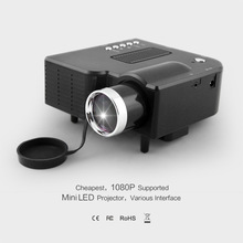 LCD Education and Home Theater mini projector mobile phone