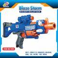 électroniques pistolet soft bullet gros jouet fusil de sniper/abs plastic toy gun répliques des fusils de sniper jouet à piles pour la vente