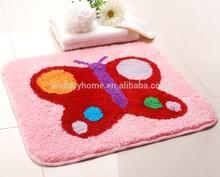 Non-Slip Acrylic custom mat/Jacquard Home custom mat