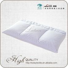 Bamboo carcoal bolster pillow