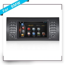 pure android car dvd for bmw e39 car multimedia system with bluetooth SD USB radio HD 1080P 3g wifi