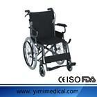 Best sell aluminium folding manual wheelchairs CE,FDA