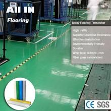 Industrial Grade Non-dusty Glass Fiber Epoxy Flooring epoxy concrete sealer