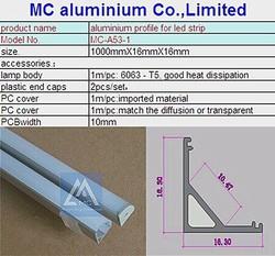 LED Strips Aluminium Profile honest dealer in China