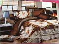 3d padrão floral colchas de pinturas edredonsimportados