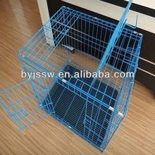Galvanized Dog Kennel Cage