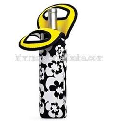 Champagne Bottle Tote Wine Bottle Sleeve/holder/tote/bag