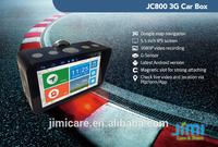 """5.5"""" HD 1080P Manual Car Vehicle Dashboard Camera GPS Google Map Navigation DVR Night Vision Recorder"""