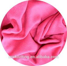 polyester anti pill fleece fabric