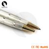 Plastic gun metal pen made in China