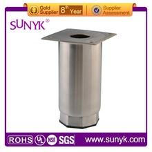 (o. D63mm) base in acciaio inox