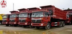 FOTON DAIMLER AUMAN chassis Dump Truck/Tipper Truck for sale
