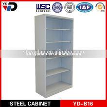 Modern Office Stainless Steel Cabinet /supermarket display stand cardboard display shelf for school things