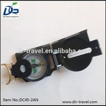 Metal military Luminous compass DC45 2AN